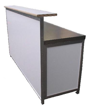 Aluminiumtheken klappbar