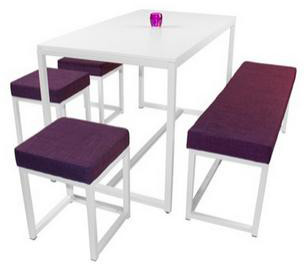 KUBA Reste 120x70 mit Bank und Hocker Polster in PURPLE.jpg