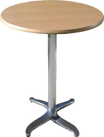 Boomerang mit abklappberer Tischplatte