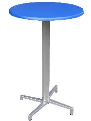 Domingo mit Tischplatte SM 70 blau