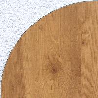 Werzalit Hartfaser-Tischplatte