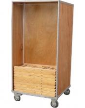 transportgestelle in riesiger auswahl kaiser metall. Black Bedroom Furniture Sets. Home Design Ideas